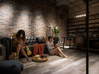 10號隊友 逸硯空間設計有限公司 客廳