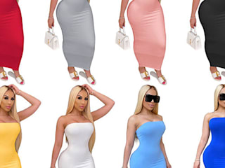 Plus Size Dresses For South African Ladies Who Have Large Figure by Vivi Dress South Africa