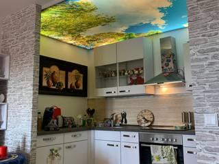 Bedruckte Spanndecken Spanndecken Anbieter Einbauküche