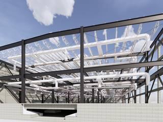 Endüstriyel Çalışma Odası ConstruTech & Technology BIM Endüstriyel Demir/Çelik