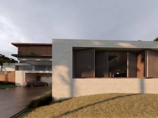 ConstruTech & Technology BIM Villa Beton Bertulang