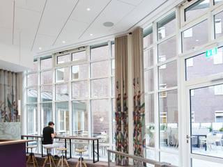 Bethanien Krankenhaus - Umbau Cafeteria Moderne Krankenhäuser von Akustikbau-Niederrhein GmbH & Co. KG Modern