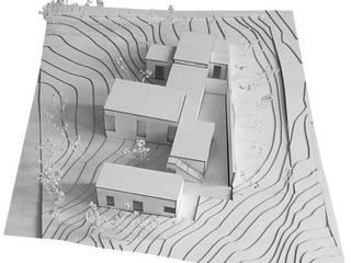 Casa no Al´ém Casas modernas por Margarida Pablo Moderno