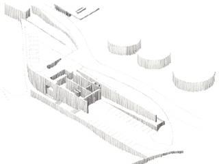 Casa mortuária Barrancos Casas campestres por Margarida Pablo Campestre