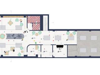 Residências Warehouse Casas modernas por Margarida Pablo Moderno