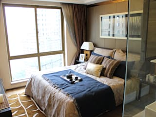 3BHK @ Whitefield Classic style bedroom by Redpost Interiors Classic