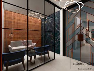 by Citlali Villarreal Interiorismo & Diseño Сучасний