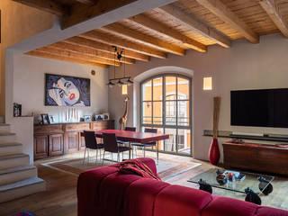 studio ferlazzo natoli Eclectic style dining room