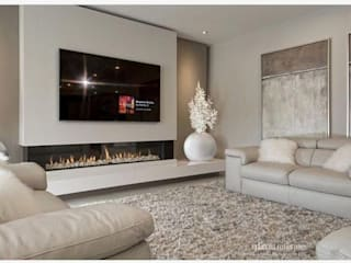 BestMoveis Living roomTV stands & cabinets MDF White