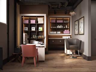 3D Visualisierung Beauty Salon 3W IMAGE GmbH