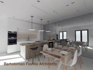 Residenza Privata di Bartolomeo Fiorillo Moderno