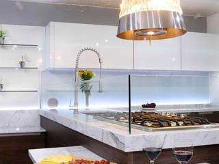 La Central Cocinas Integrales S.A de C.V KitchenBench tops