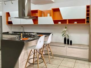La Central Cocinas Integrales S.A de C.V KitchenStorage Black