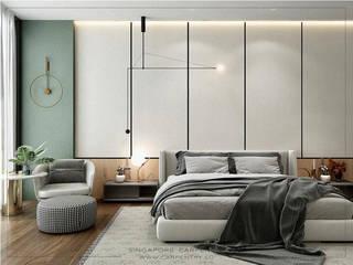 by Singapore Carpentry Interior Design Pte Ltd Modern