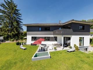 Vitalhaus Starnberg von Regnauer Hausbau Modern