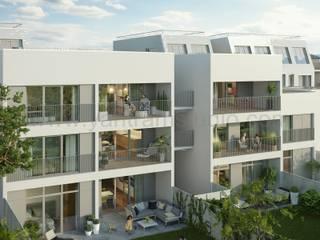 by Yantram Design Studio di architettura Eclectic
