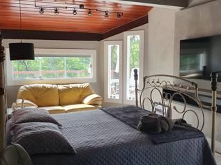 Studio Persia Interiores Classic style bedroom