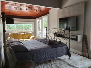 Studio Persia Interiores Kamar Tidur Klasik
