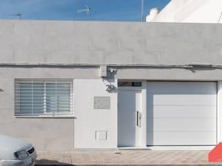 CASA MIGUE Y ROCÍO b2v arquitectura Casas de estilo mediterráneo