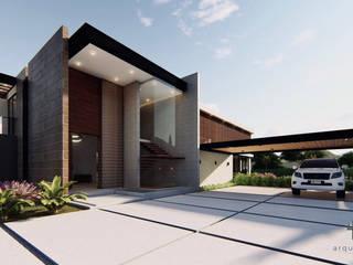 Diseño Arquitectónico e Interiorismo de 4.19Arquitectos Moderno