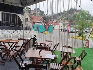 Studio Persia Interiores Event Venue Tropis