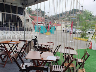Studio Persia Interiores Salones de eventos