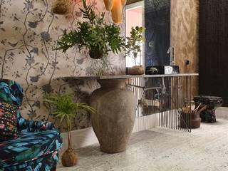 Studio Persia Interiores Rustic style bathroom
