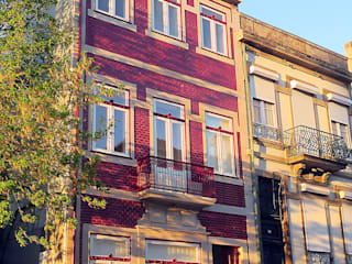 Apartamentos e alojamentos turísticos em prédio reabilitado por José Melo Ferreira, Arquitecto Clássico