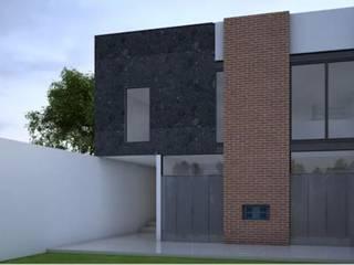 Residencia Agua Grande Casas modernas de Lynder Constructora e Inmobiliaria Moderno