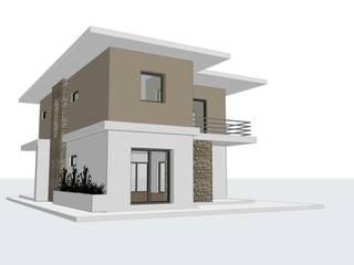 """Construção de moradia """"chave na mão"""", incluindo projectos de arquitectura e especialidades por IIP - Reabilitação e Construção"""