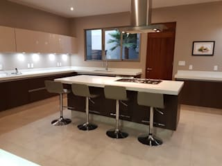 Cocinas Ferreti, Modulform KitchenCabinets & shelves