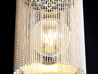 willowlamp Living roomLighting Aluminium/Zinc Metallic/Silver