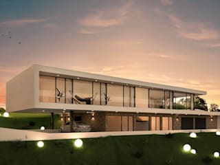 by DR Arquitectos Modern
