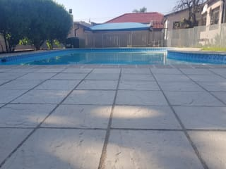 Pool Revamp; Block & Cobble Paving by Condecon Group (Pty) Ltd
