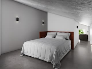 Casa da Adega l Cheleiros | Início de Construção por DR Arquitectos Moderno