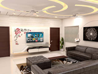 Interior Design : asian  by shree lalitha consultants,Asian