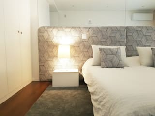 MIA arquitetos Küçük Yatak Odası
