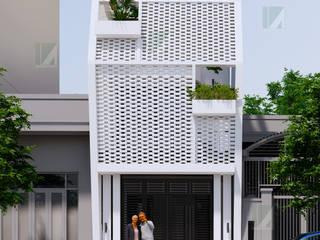 の Kiến trúc Việt Xanh