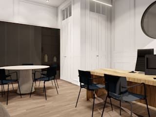 LCB studio Ruang Studi/Kantor Modern