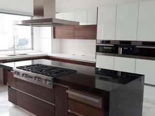 Cocina PH Arquimedes Polanco Cocinas Ferreti, Modulform Cocinas minimalistas