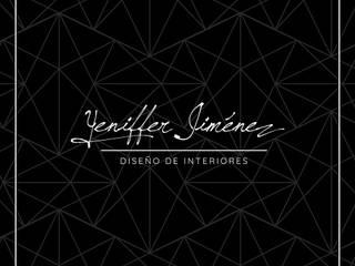 DISEÑO RESIDENCIAL Y COMERCIAL de Yeniffer Jimenez - Diseño y Decoración de Interiores Moderno
