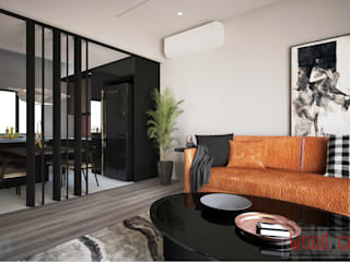 𝗔𝗥𝗧𝗜𝗦 𝟯 | 𝗛𝗘𝗜𝗞𝗘 WOOD & COL SDN BHD Living room