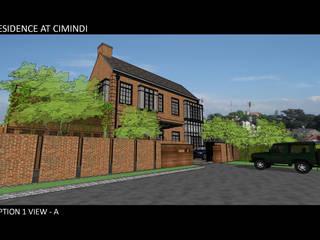 Cimindi Residence Bral Studio Architecture Rumah Klasik