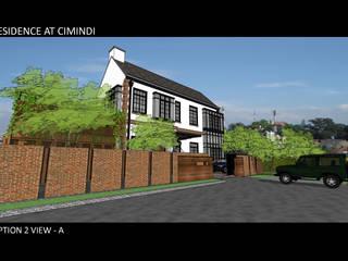 Cimindi Residence Bral Studio Architecture Villa