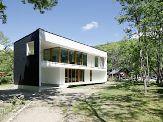 Scandinavian style houses by atelier137 ARCHITECTURAL DESIGN OFFICE Scandinavian