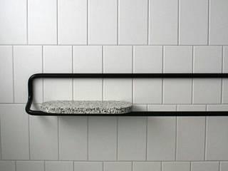 Maison Boulogne Billancourt Salle de bain minimaliste par Gaëlle Le Boulc'h Design Minimaliste