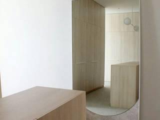 Boutique hôtel Grèce Hôtels minimalistes par Gaëlle Le Boulc'h Design Minimaliste