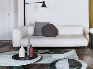 Appartement Barcelone Salon moderne par Gaëlle Le Boulc'h Design Moderne