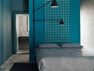 Appartement Barcelone Chambre moderne par Gaëlle Le Boulc'h Design Moderne