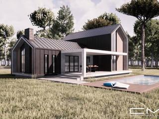 Hafif Çelik - Loft Seri CM² Mimarlık ve Tasarım Stüdyosu Modern